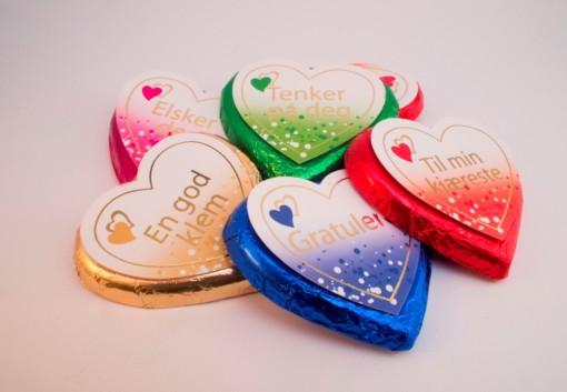 Hjerter Sjokolade