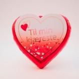 Hjerter Sjokolade: Til min kjearste