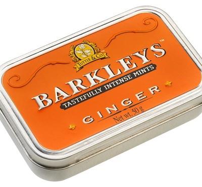 Barkleys ginger s