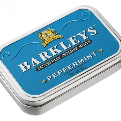 Barkleys peppermint S